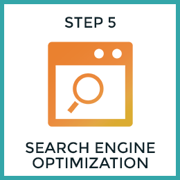 Step 5: Search Engine Optimization (SEO)