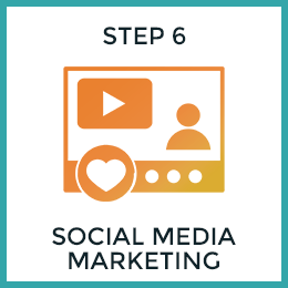 Step 6: Social Media & Marketing
