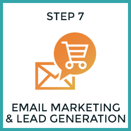 Step 7: Email Marketing & Lead Generation